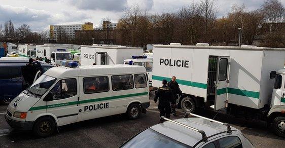 Rozhodnutí o vyhoštění obdrželo zatím 74 cizinců z Rohlik.cz