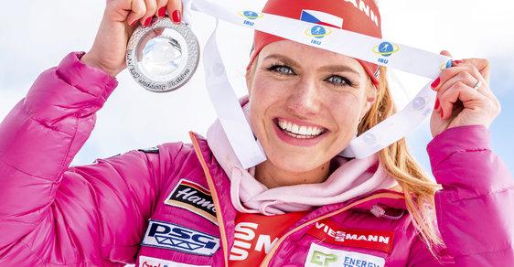 Nejlepší Češi v zimní sezoně vydělali miliony, nejvíc peněz mají biatlonisté