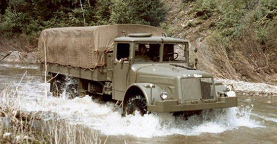 Tatra a její nejslavnější nákladní vozidla z minulosti i současnosti, podivejte se