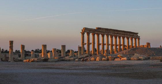 Svět Lenky Klicperové: Palmýra, jak už ji nikdy neuvidíme