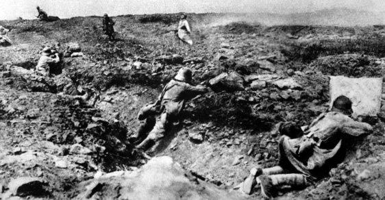 Před 100 lety Velká válka vyústila v krvavý duben a ve vzpouru francouzské armády
