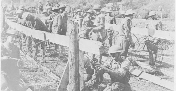 Před 100 lety USA vyhlásily válku Německu a vstoupily tak do první světové války