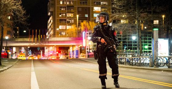 Výbuch zastavený na poslední chvíli. Norská policie zneškodnila bombu v centru Osla
