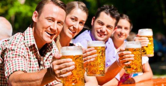 5 důvodů, proč si vaše tělo žádá pivo