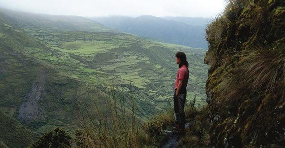 Klikatou Stezkou zlata: Pěšky po půl tisíciletí staré incké cestě v bolívijských Andách