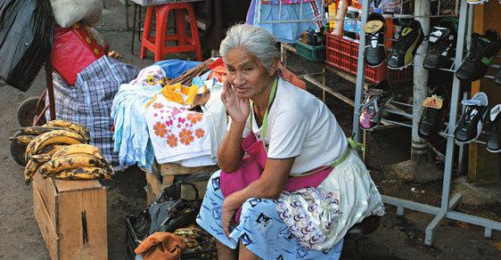 Spása čeká na severu. To si myslí většina obyvatel středoamerického Salvadoru