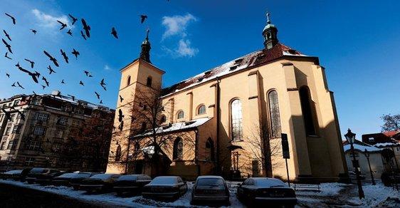 Kostel svatého Haštala