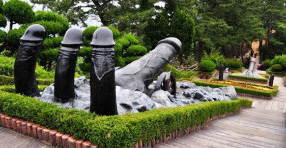 Podivné umění v Jižní Korey