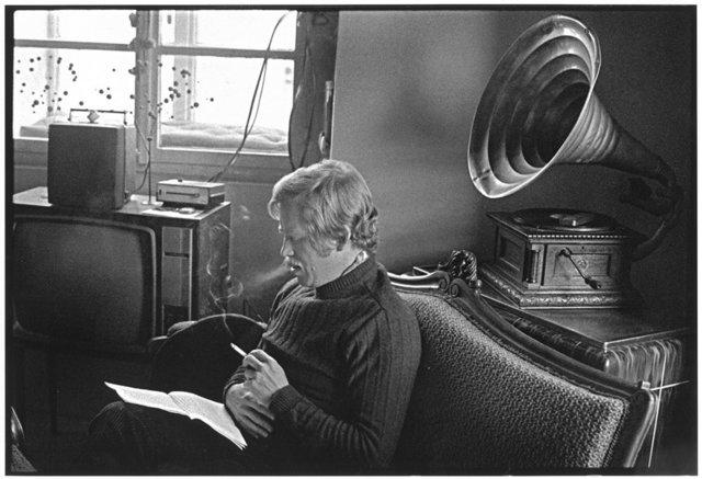 Václav Havel píše dopis Husákovi