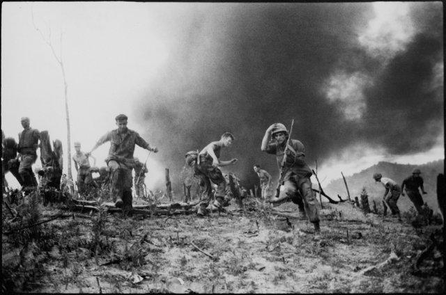 I přes svá zranění zůstal Faas ve Vietnamu až do roku 1970