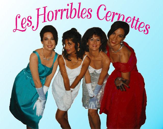 Les Horribles Cernettes v roce 1992