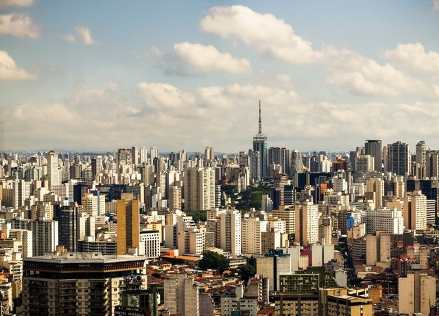 São Paulo (Brazílie)- 21 miliónů