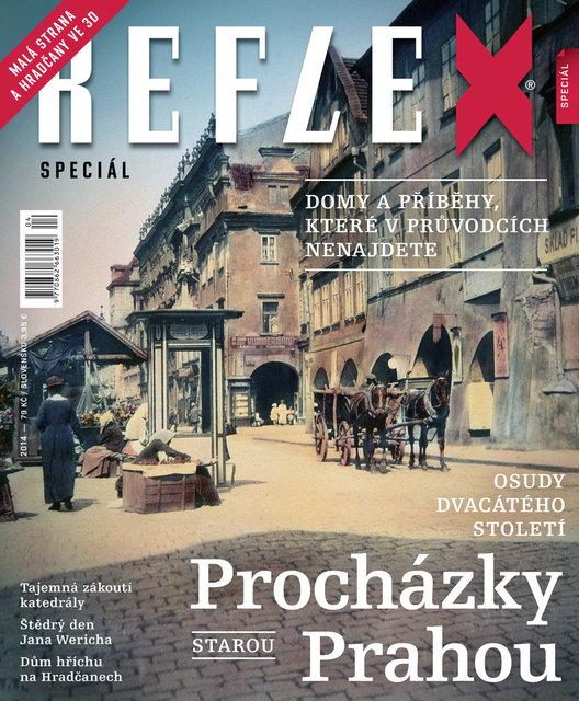 Speciál Procházky Prahou