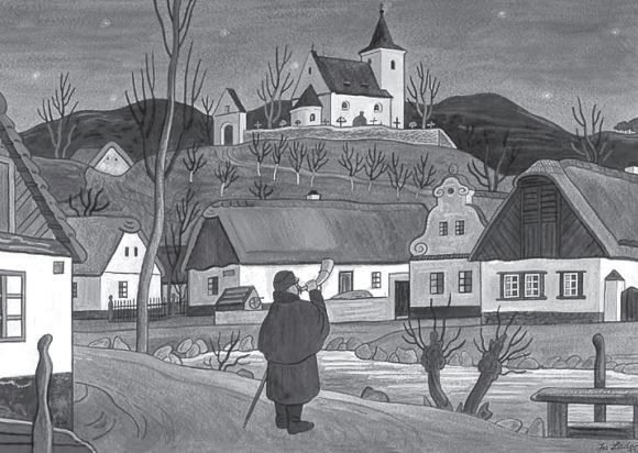 Obraz od Josefa Lady