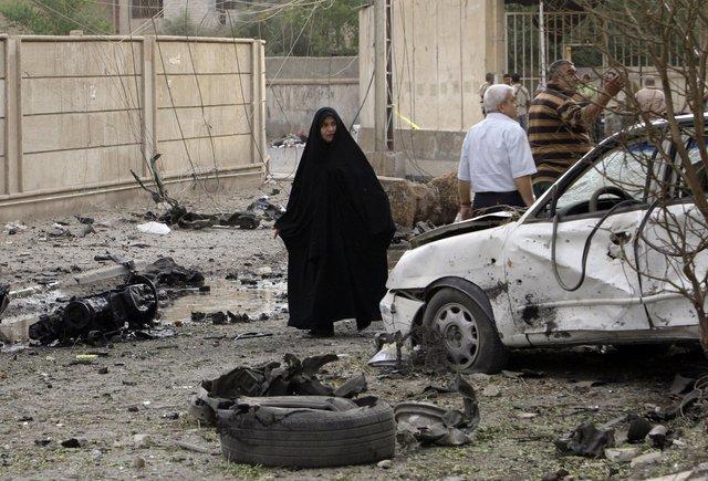 Útok v Iráku nepřežilo 52 lidí