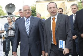 Václav Klaus mladší se diví. Ale čemu vlastně?