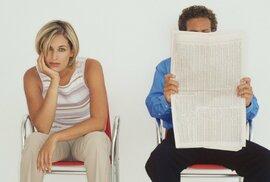 Nechci za partnera vrstevníka, furt by jen seděli. Není to tak, že muži a ženy už neumí nalézt společný způsob života?