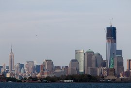 Věž svobody (Freedom Tower) se už stala nejvyšší budovou v New Yorku