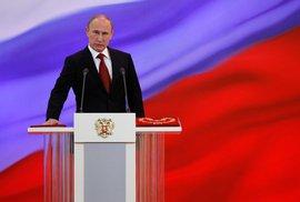Putin se vrátil do Kremlu. Je to pro Rusko dobře? Hlasujte v anketě
