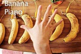 Udělejte si klávesnici z banánů. Díky vývojářům z USA budeme moci ovládat počítače vším, co máme po ruce