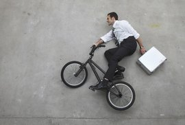 Reflex hledá lidi, kteří jezdí do práce na kole. Šlapete ráno do pedálů i vy?