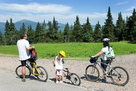 Chcete si projet na kole národní park? Přečtěte si, co vás čeká