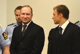 Dostal Breivik množstevní slevu? Internet reaguje na 21 let pro norského masového vraha…