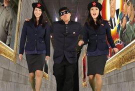 Jsem Kim Čong-un a nejsem tu od toho, abych vás bavil. Největší hit internetu má i severokorejskou verzi