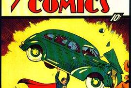 1. Superman: Na stránkách komiksových sešitů bojuje za pravdu a spravedlnost už tři čtvrtě století. Svalovec pocházející z planety Krypton, oblékající do akce sexy modro-červený kostým, je nejen kvalitativně, ale i chronologicky úplně prvním ze superhrdinů. Nestárne, je nadpozemsky silný a rychlý jako blesk, oči mu slouží jako rentgen, teleskop, mikroskop i laser. Mnohokrát zfilmován, v oboru uctíván.