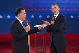 Udělám z Ameriky to nejatraktivnějí místo, zpívá Romney. Z předvolebního souboje je muzikál