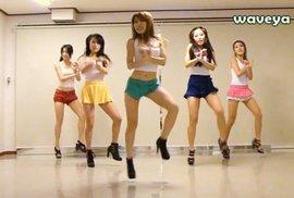 Gangnam šílenství pokračuje. Je na čase, abyste se tenhle styl naučili taky