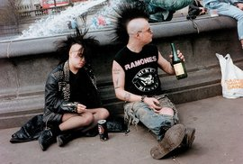 Pankáč Jan Haubert: Konec světa? Možná. Konec punku? Určitě ne!