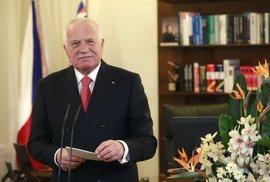 """Co jsou """"staré dobré hodnoty"""" Václava Klause? Seznam najdete uvnitř"""