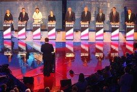 VELKÝ TEST: Jak pozorně jste sledovali čtvrteční prezidentskou superdebatu?