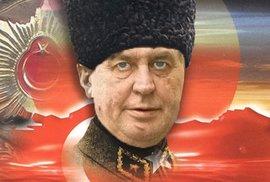 BOHUMIL DOLEŽAL: Stane se z Miloše Zemana český Atatürk?