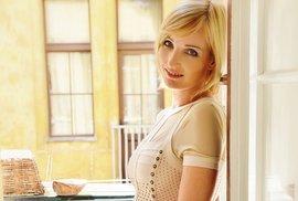 Petra Paroubková se fotila pro Reflex