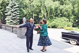 S Vladimirem Putinem