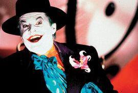 První  BATMAN (1989) aNicholson jako Joker –  filmové šílenství vbarevném  komiksovém balíčku