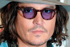 Johnny Depp exkluzivně pro Reflex: Bůh? Víc věřím v červy