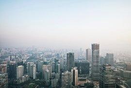 Peking se propadá do moře, uvádí nová studie