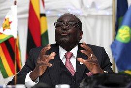 """Diktátor Mugabe dal zatknout všechny olympioniky: """"Jsou to krysy, které nepřivezly…"""