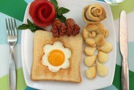 Snídaně trochu jinak