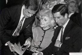 Václav Havel, Olga a princ Charles