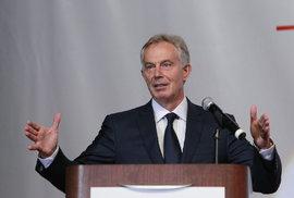 Vrátí se Tony Blair do britské politiky? Tváří se, že ne, ale odpor k Brexitu mu dodal…