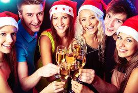 Abstinující alkoholik kolem sebe snad nemá jindy v roce tolik pokušení a lákadel najednou jako právě od poloviny prosince do Nového roku.