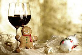 Vánoce a alkohol v naší zemi prostě patří k sobě.
