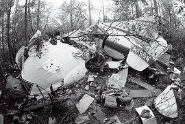 Osudový okamžik:  při pádu soukromého letadla Lynyrd Skynyrd zemřelo šest lidí