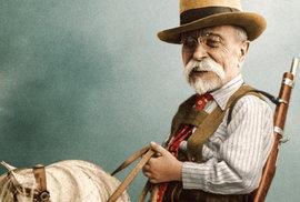 Křeslo, na kterém sedával tatíček Masaryk, koupil nový majitel za více než milión