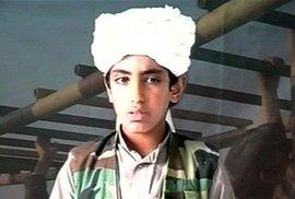 Hamza bin Ládin chce kráčet ve šlépějích otce.