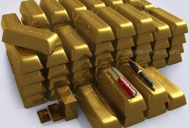 Francouz zdědil dům. V koupelně našel poklad - sto kilo zlata